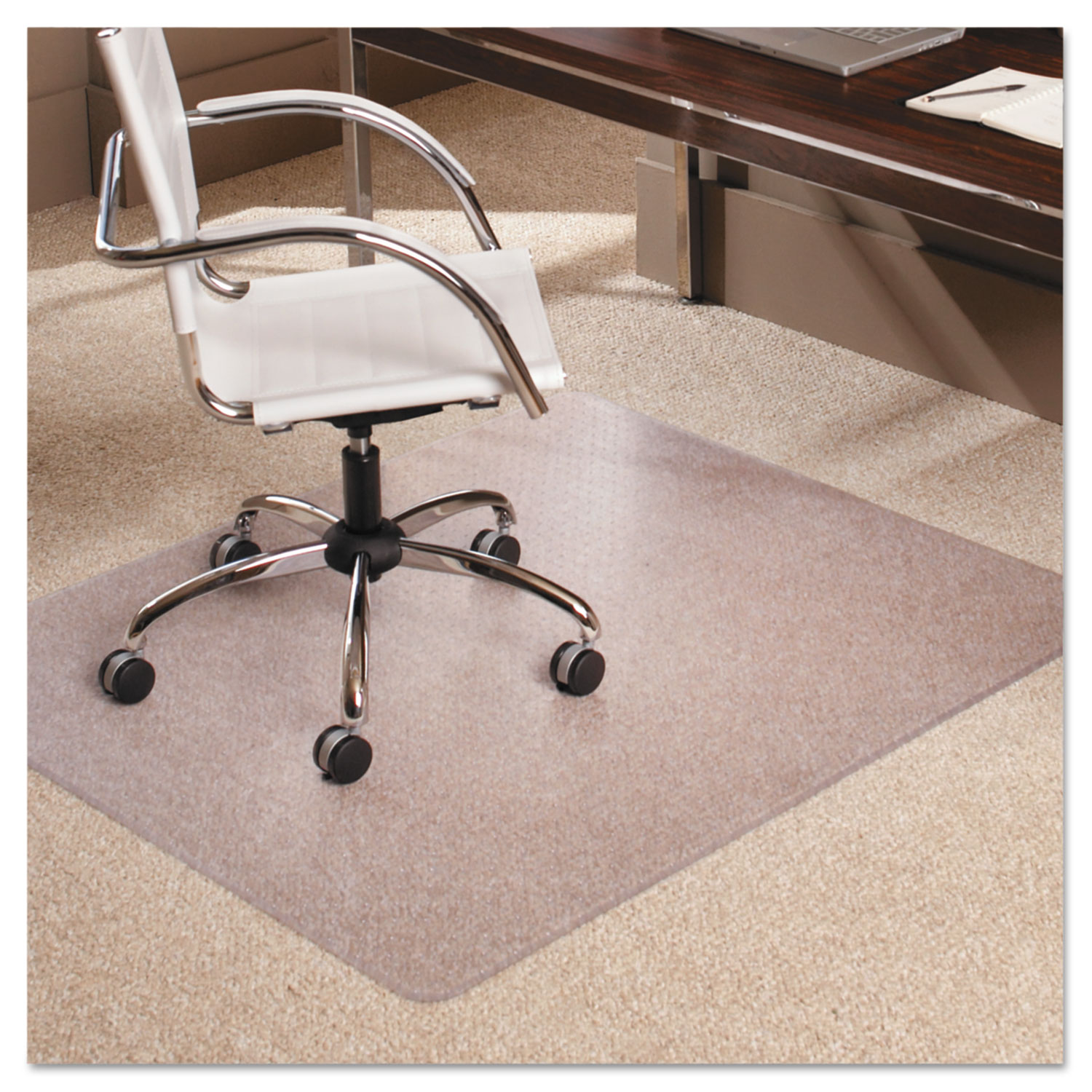 46x60 Rectangle Chair Mat by ES Robbins ESR