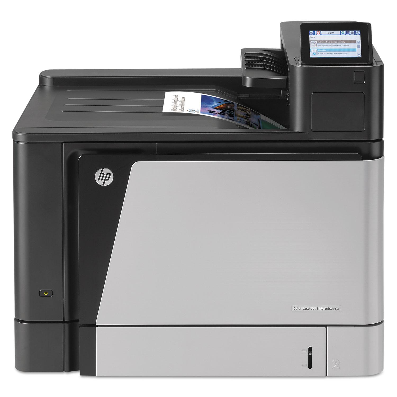 Color LaserJet Enterprise M855dn Laser Printer