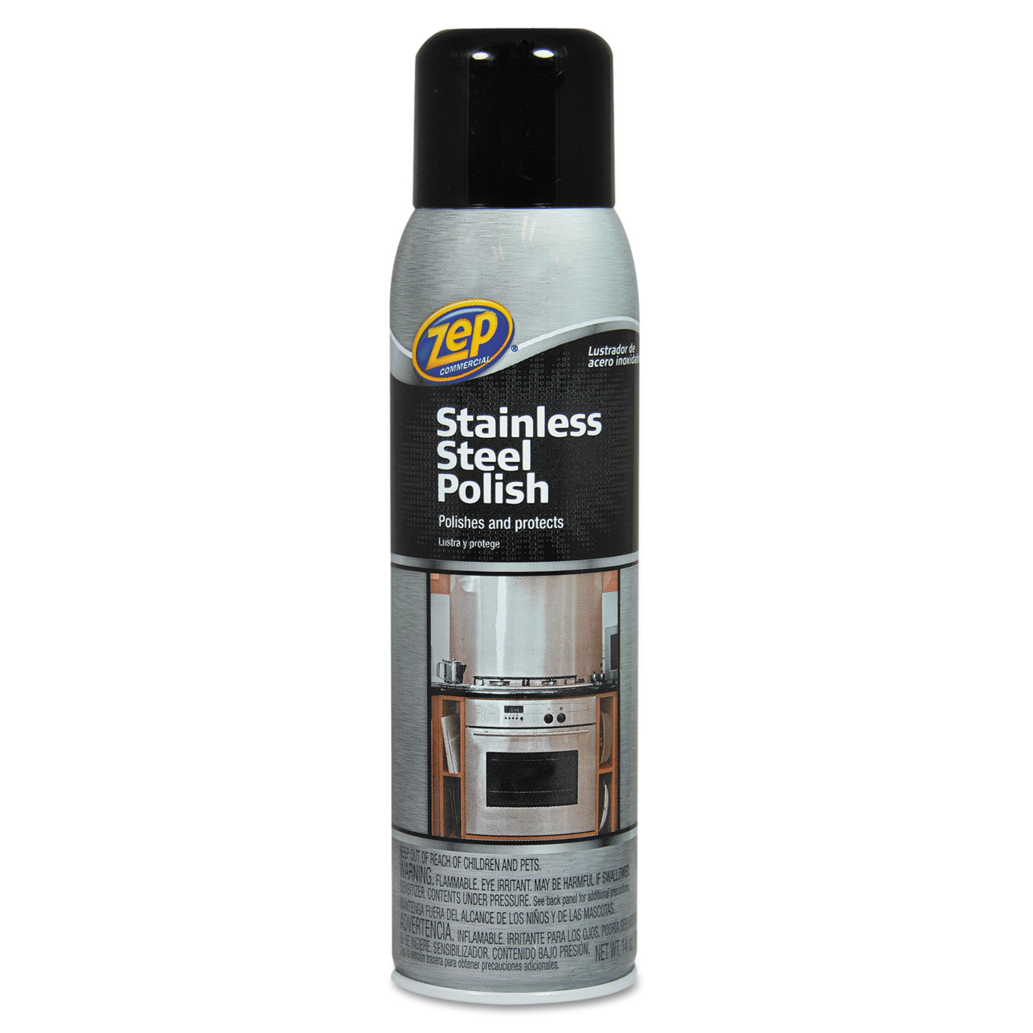 Stainless Steel Polish By Zep Commercial 174 Zpe1046517