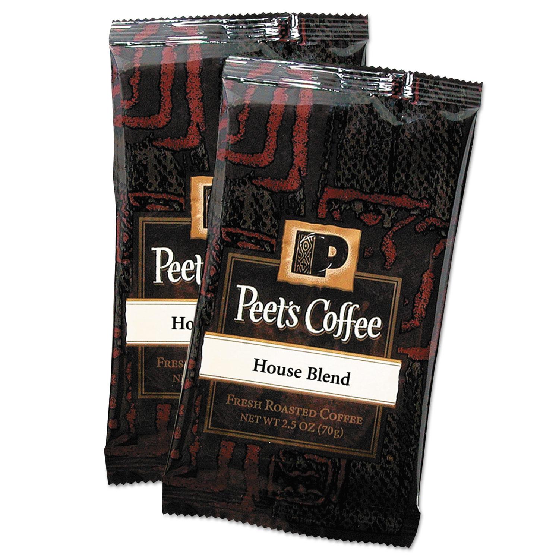 Coffee Portion Packs, House Blend, 2.5 oz Frack Pack, 18/Box