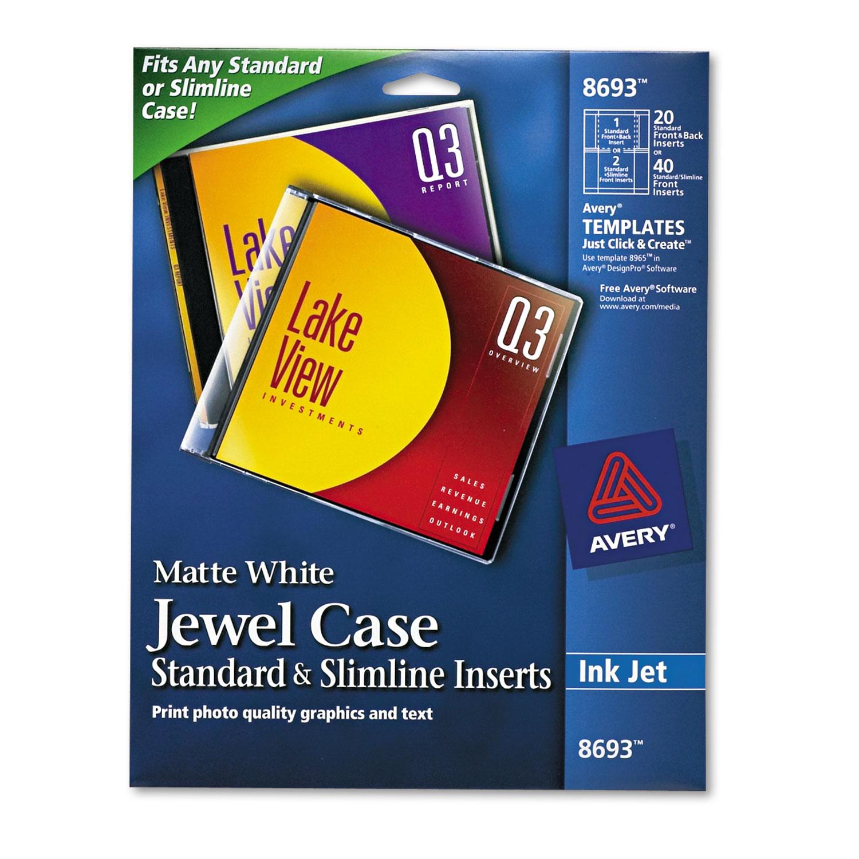 IVR81900 Slim CD Case