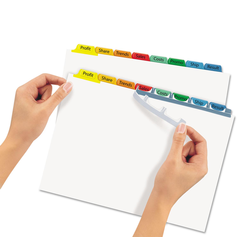 divider tab labels baskan idai co