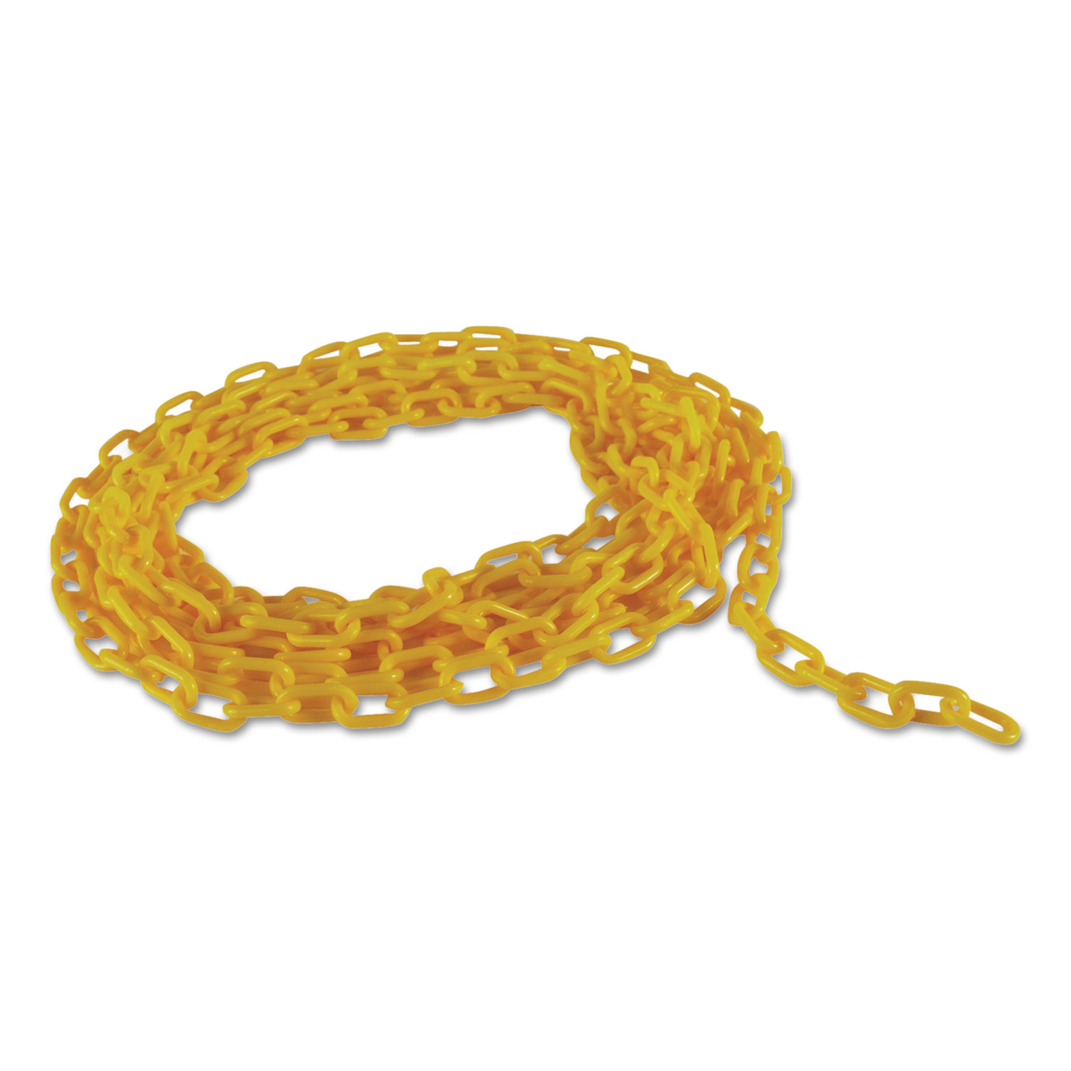 Barrier Chain, Yellow, 20
