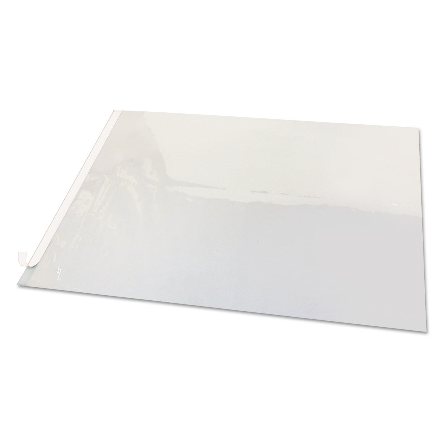 Second Sight Clear Plastic Desk Protector By Artistic