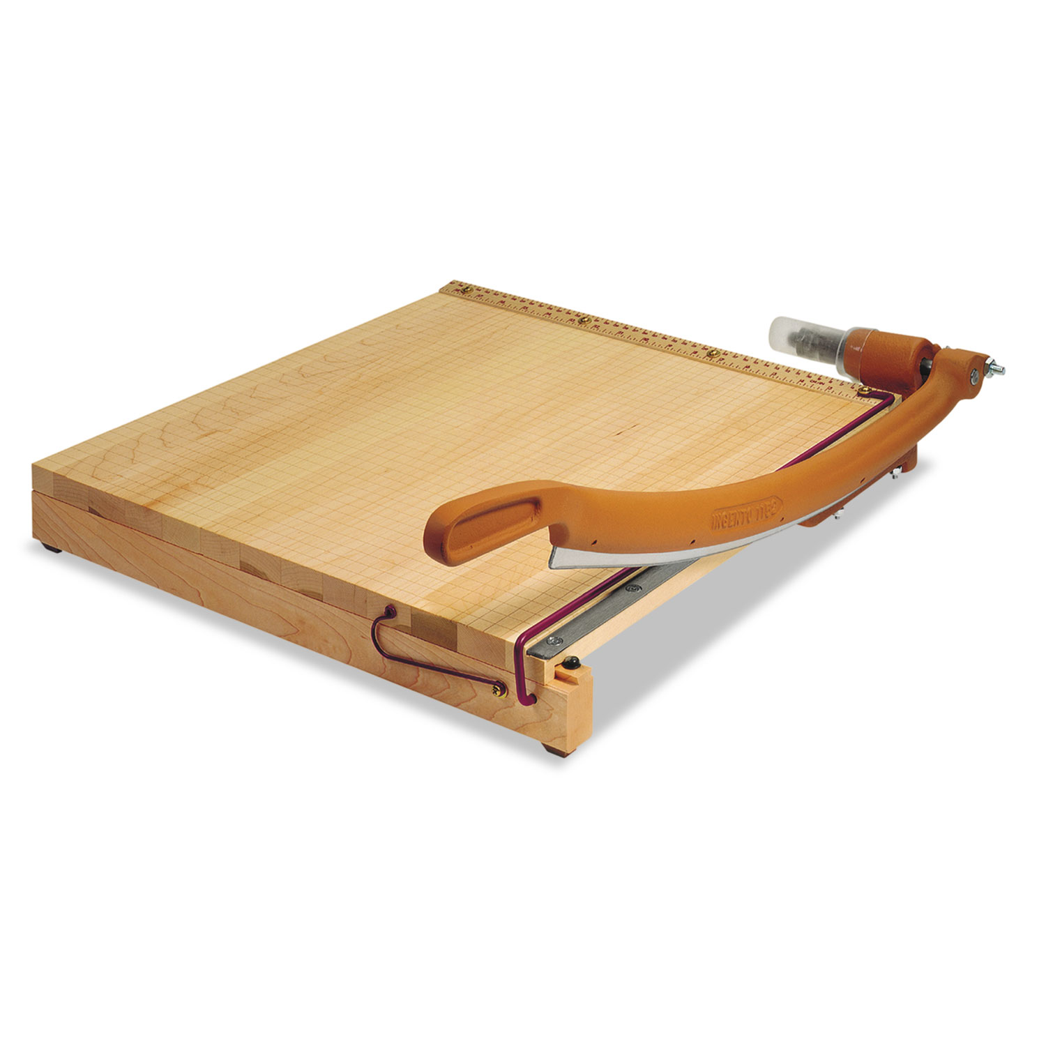 ClassicCut Ingento Solid Maple Paper Trimmer, 15 Sheets, Maple Base, 24 x 24