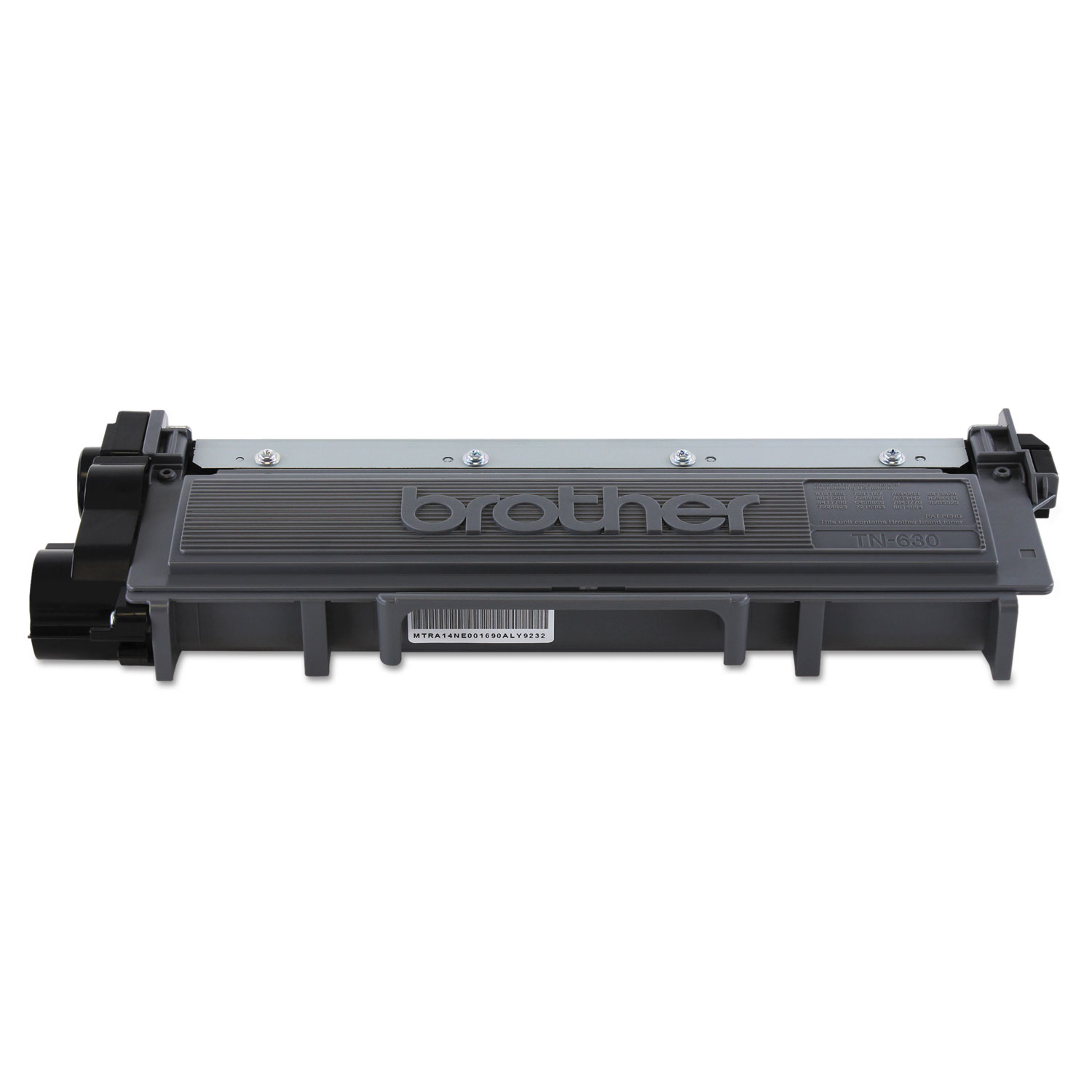 TN630 Toner, 1200 Page-Yield, Black