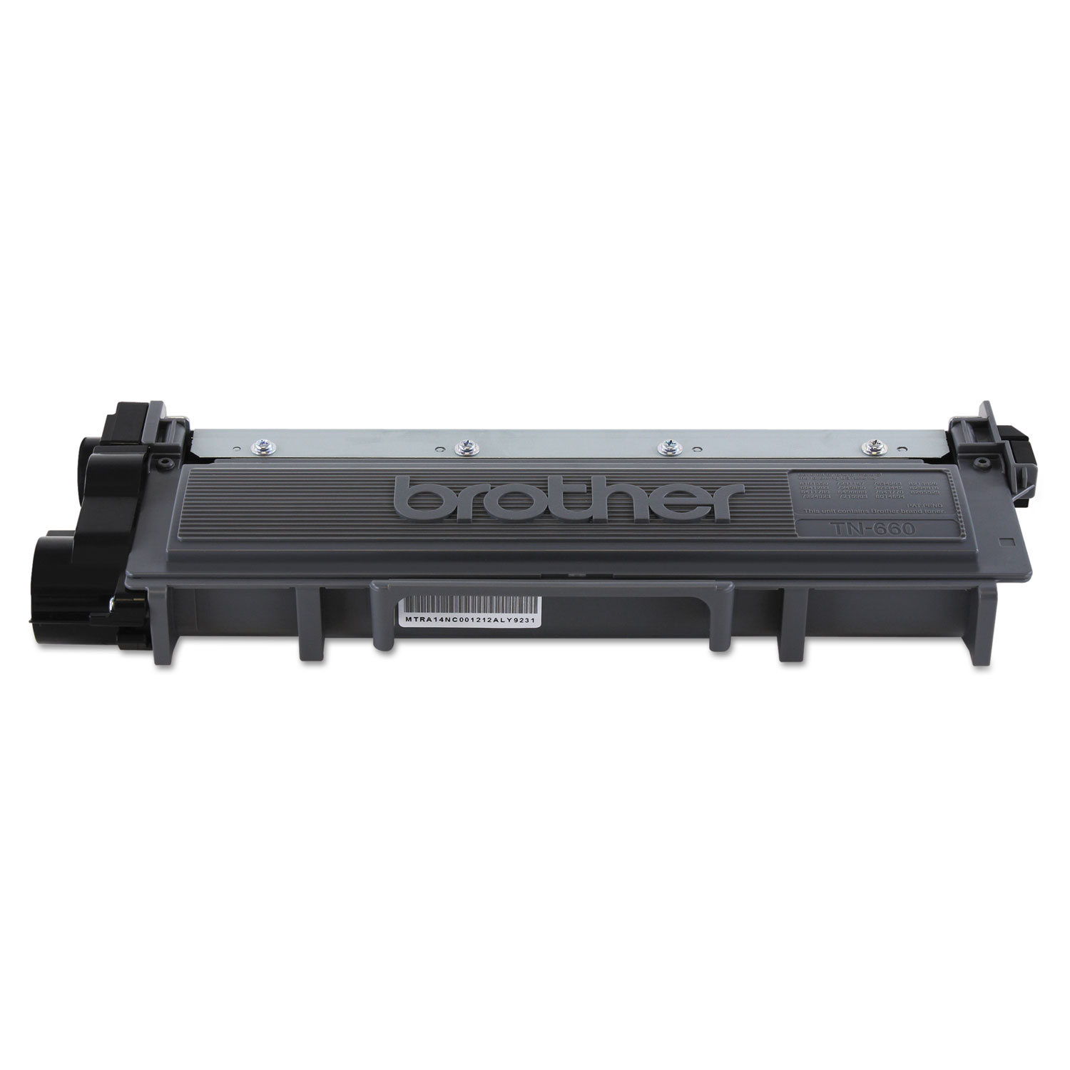 TN660 High-Yield Toner, 2600 Page-Yield, Black