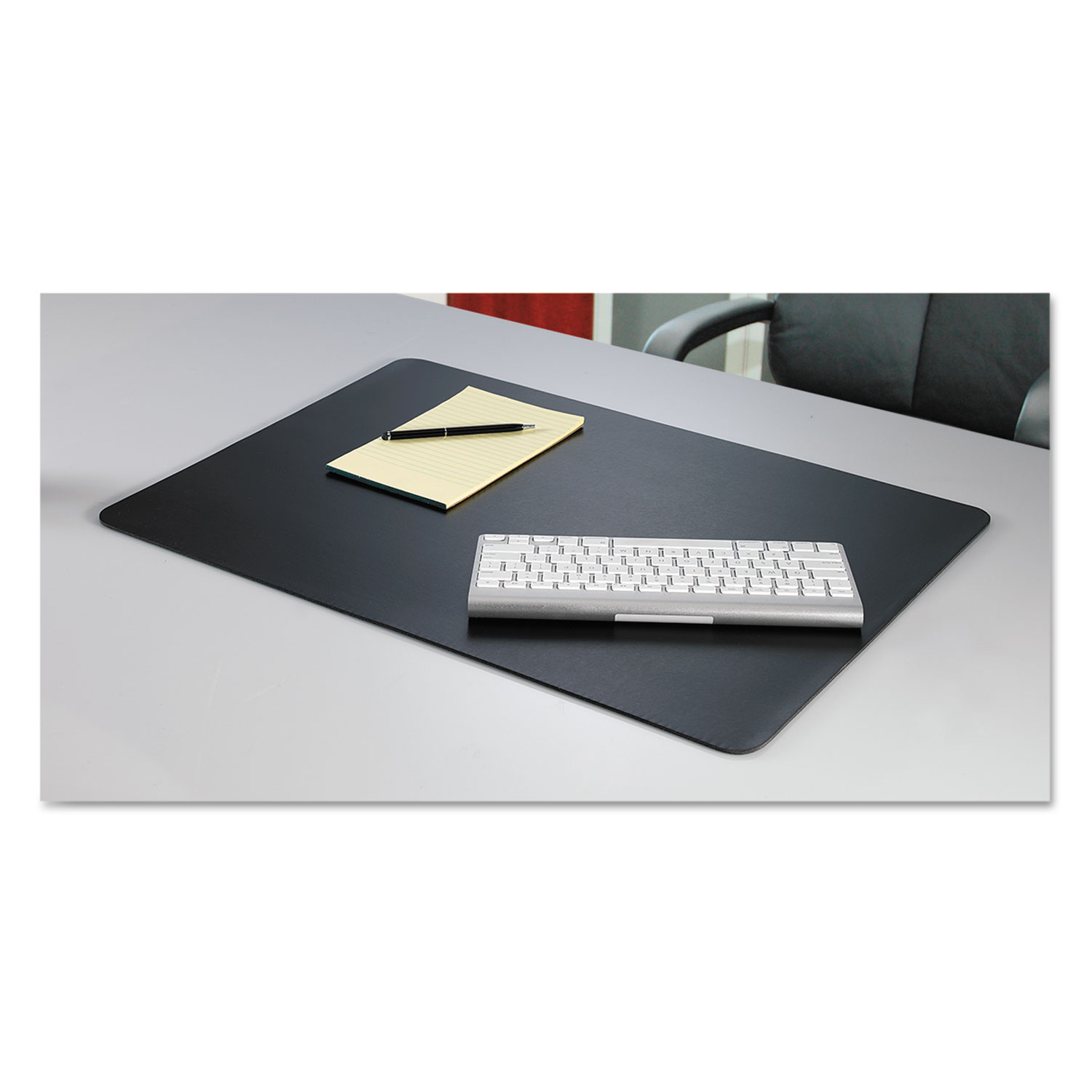 Rhinolin Ii Desk Pad With Microban By Artistic 174 Aoplt912ms