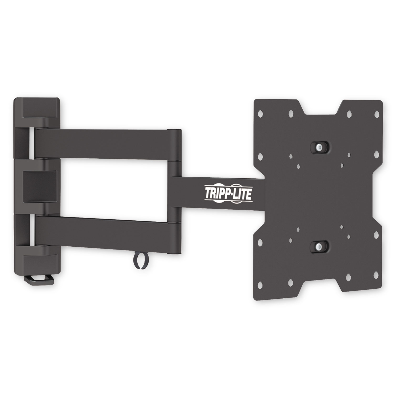 Swivel/Tilt Wall Mount With Arms, For 17″ To 42″ TVs/Monitors, Up To 77 Lbs