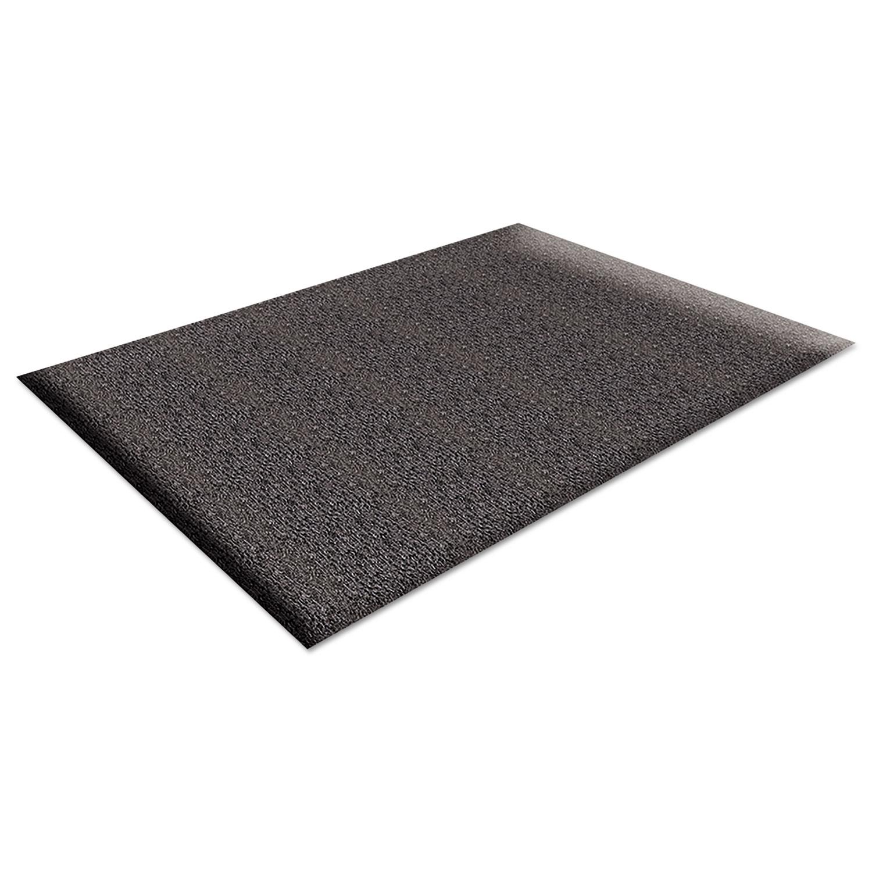 Soft Step Supreme Anti Fatigue Floor Mat, 24 X 36, Black