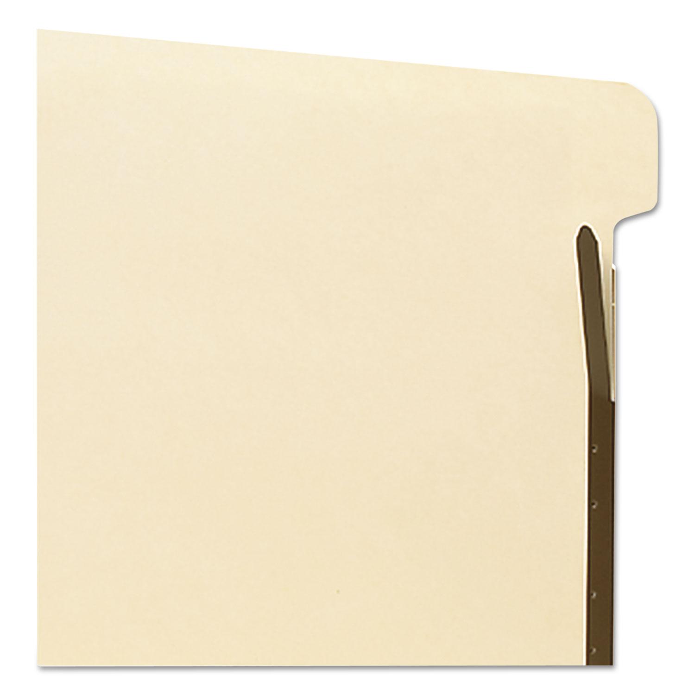 SMD68025 Smead Manila Self-Adhesive Folder Dividers W/2