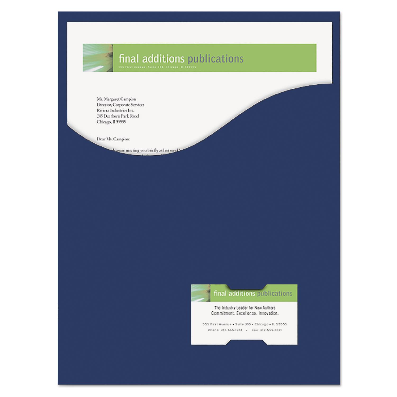 Discover One-Pocket Presentation Folders and other Pocket Folders ...