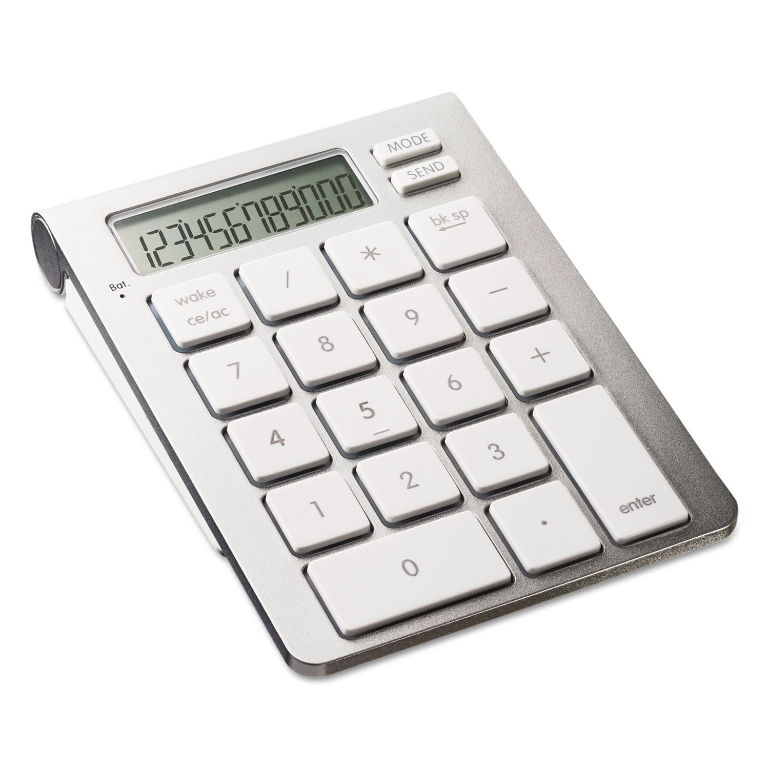 iCalc Bluetooth Calculator Keypad, 12-Digit LCD