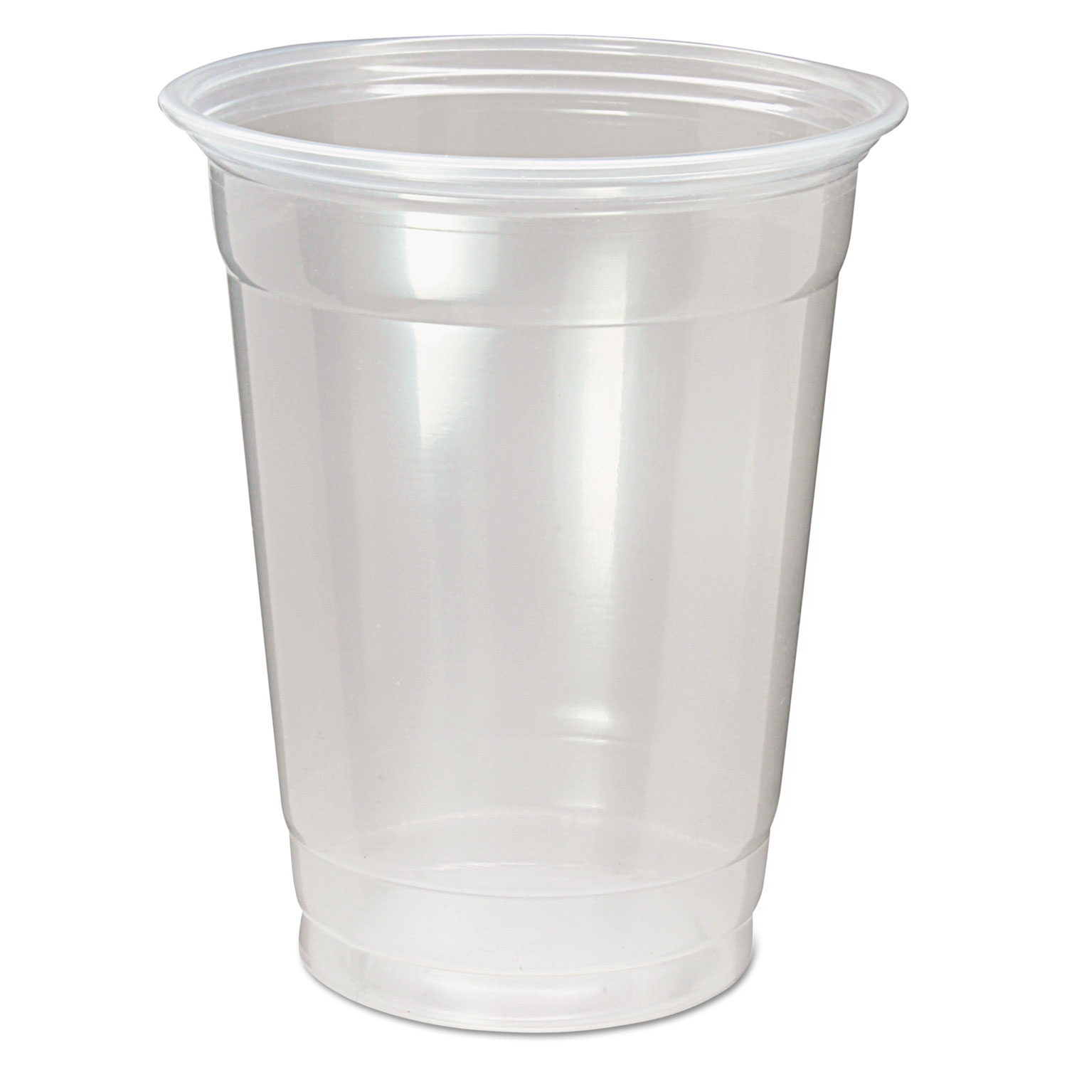 Nexclear Polypropylene Drink Cups, 16/18 Oz, Clear, 1000/Carton