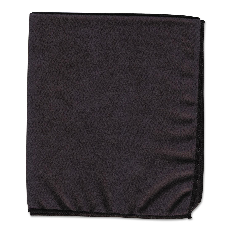 Dry Erase Cloth, Black, 12 x 14
