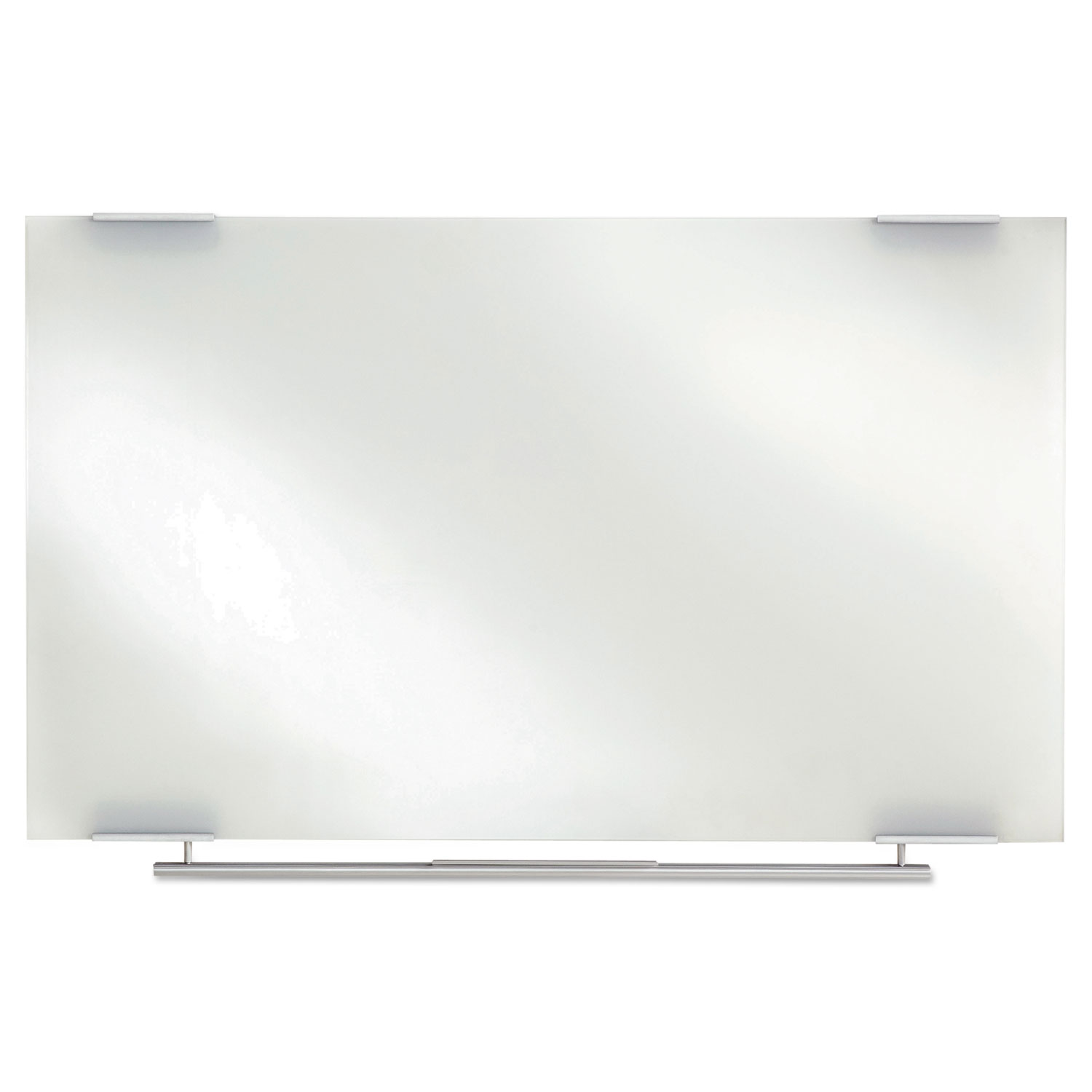 clarity glass dry erase boards frameless 72 x 36 ice31160 thumbnail 1