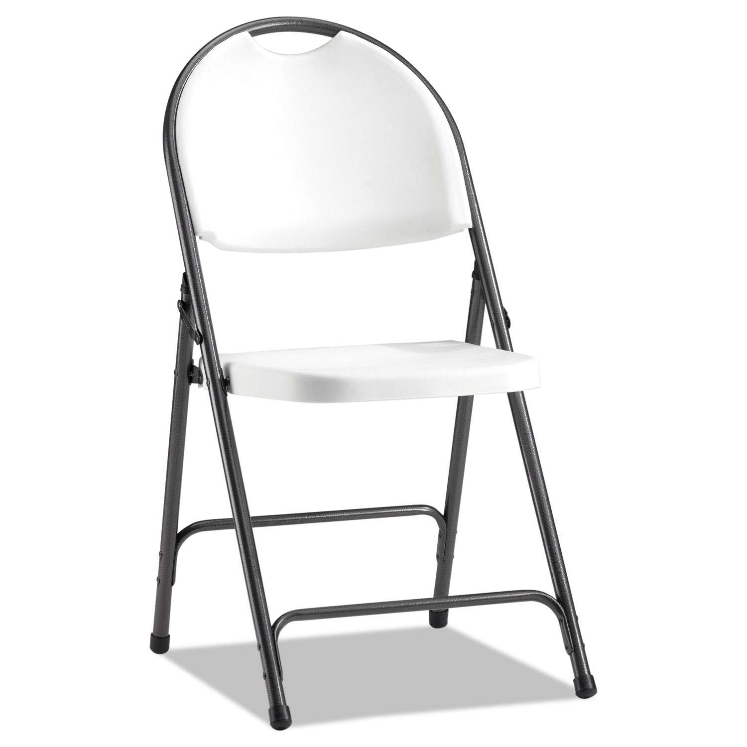 Molded Resin Folding Chair by Alera ALEFR9402 TimeSupplies