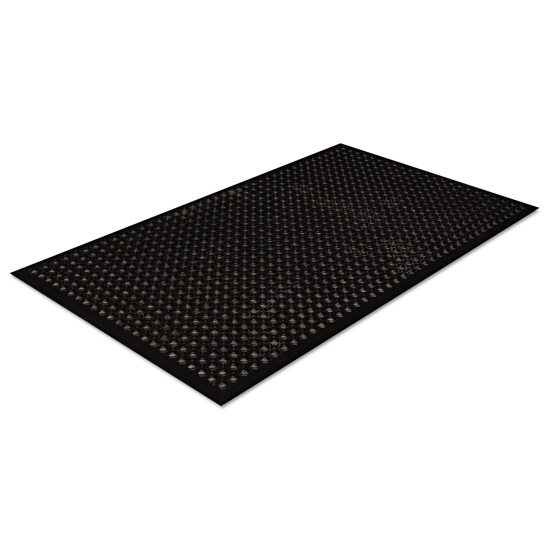 Safewalk Light Drainage Safety Mat By Crown Cwnwsct35bk