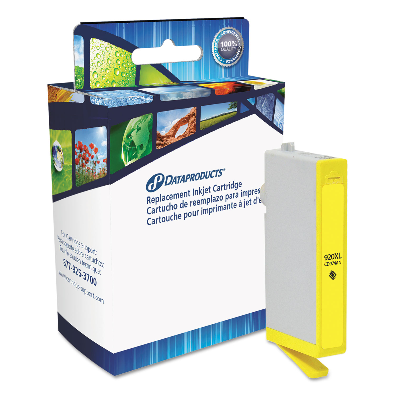 DPCWC920XLY (20XL) Compatible Reman High-Yield Ink, 700 Page-Yield
