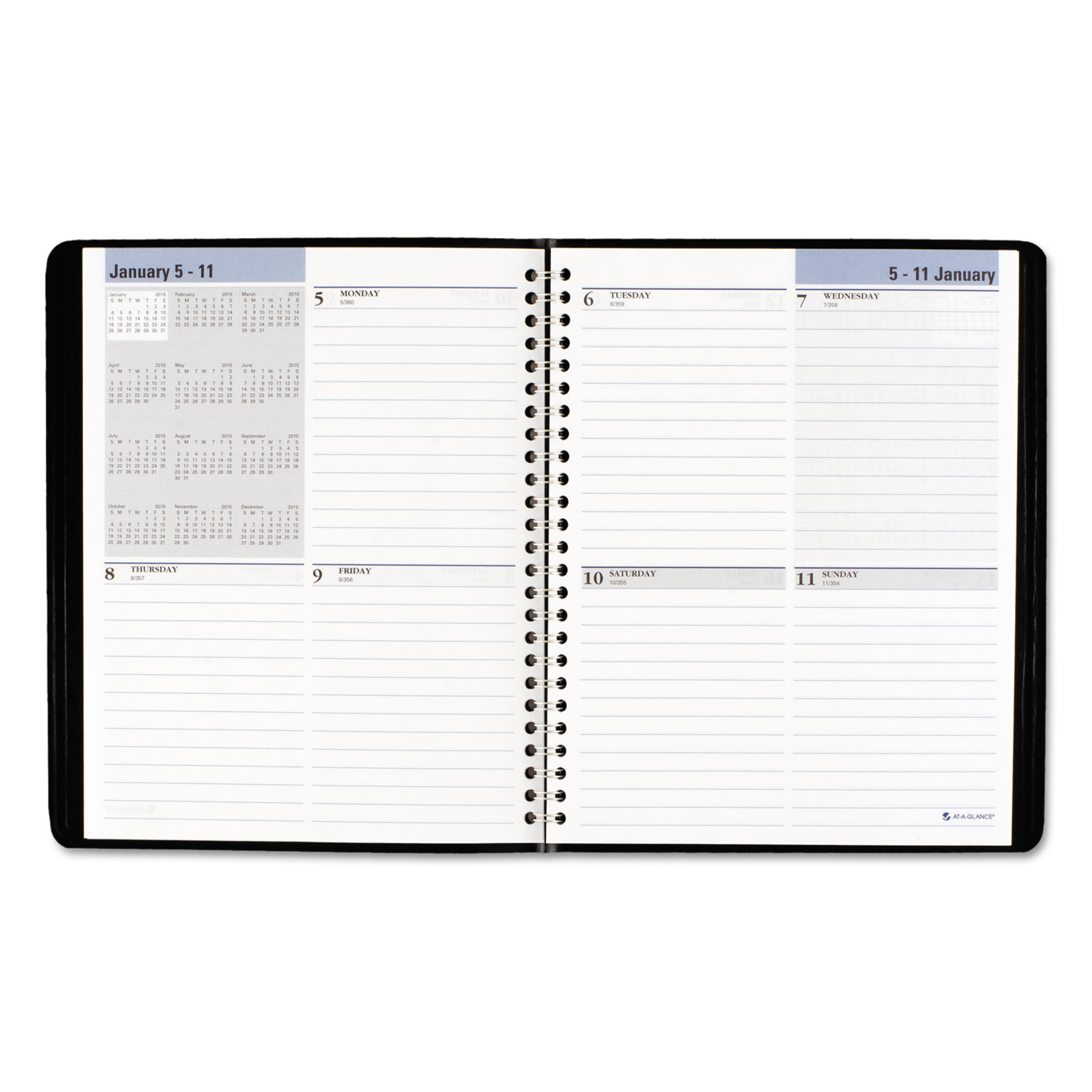 open schedule weekly appointment book by at a glance dayminder