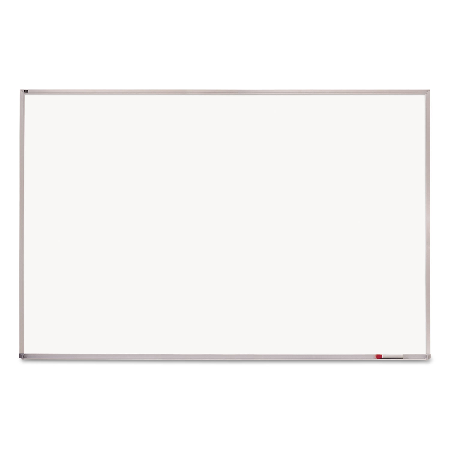 Melamine Whiteboard by Quartet® QRTEMA408 | OnTimeSupplies.com