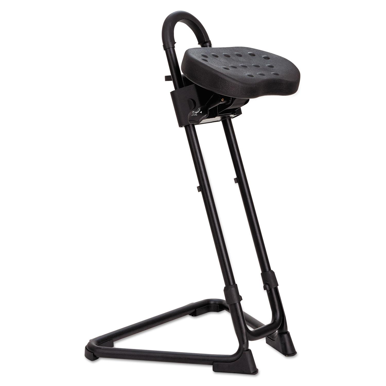 Alera Ss Series Sit Stand Adjustable Stool By Alera