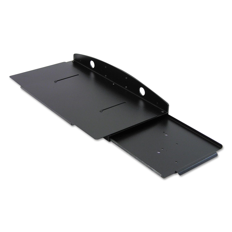 Keyboard Tray, 18 X 8 1/2, Black