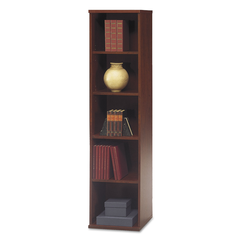 Series C Collection 18w 5 Shelf Bookcase Hansen Cherry