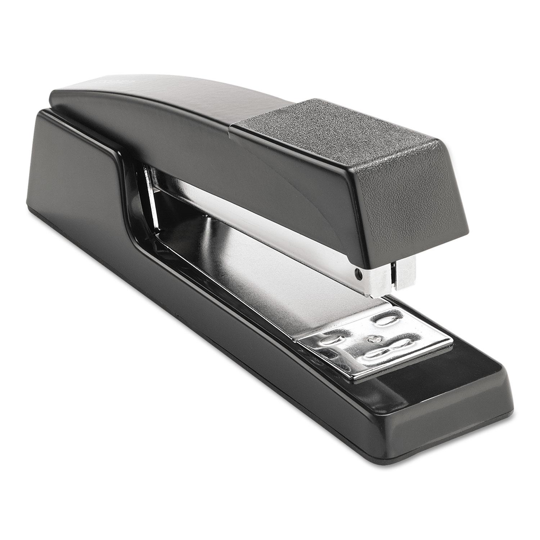 Classic Full-Strip Stapler, 20-Sheet Capacity, Black