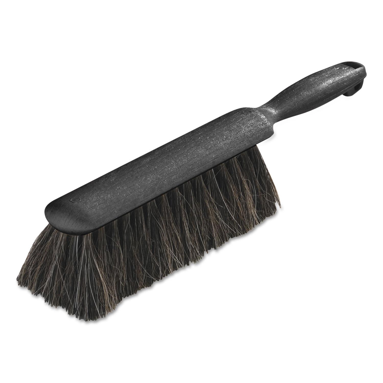 Counter/Radiator Brush, Horsehair Blend, 8