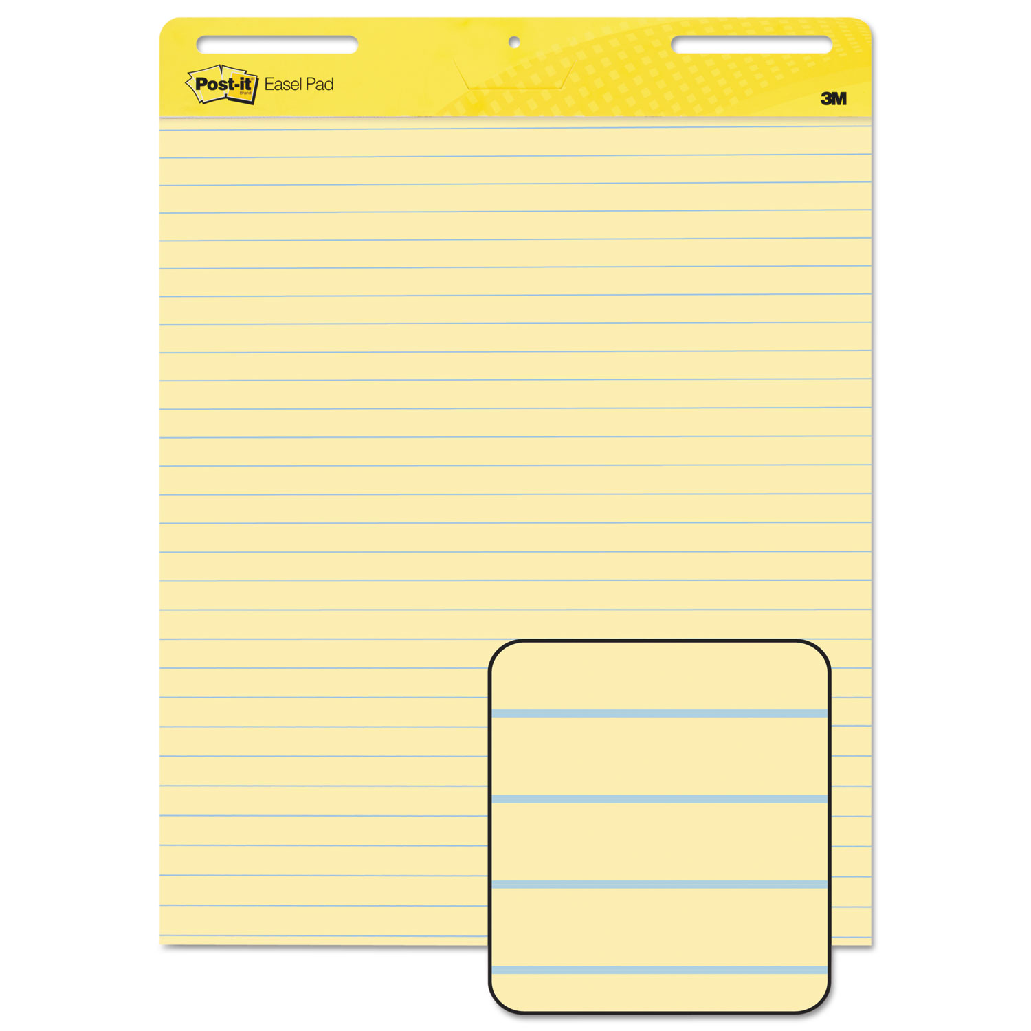 Self Stick Easel Pads By Post It 174 Easel Pads Mmm561