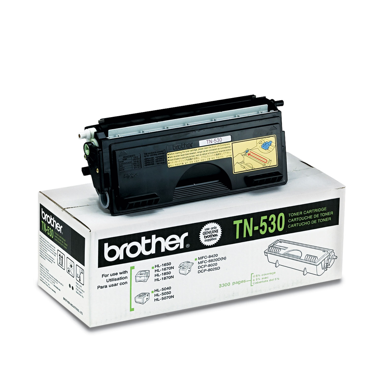 Driver for Brother HL-5050 CUPS Printer