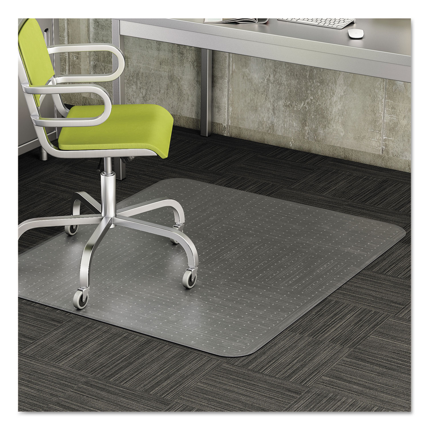 Discover Duramat Moderate Use Chair Mat For Low Pile