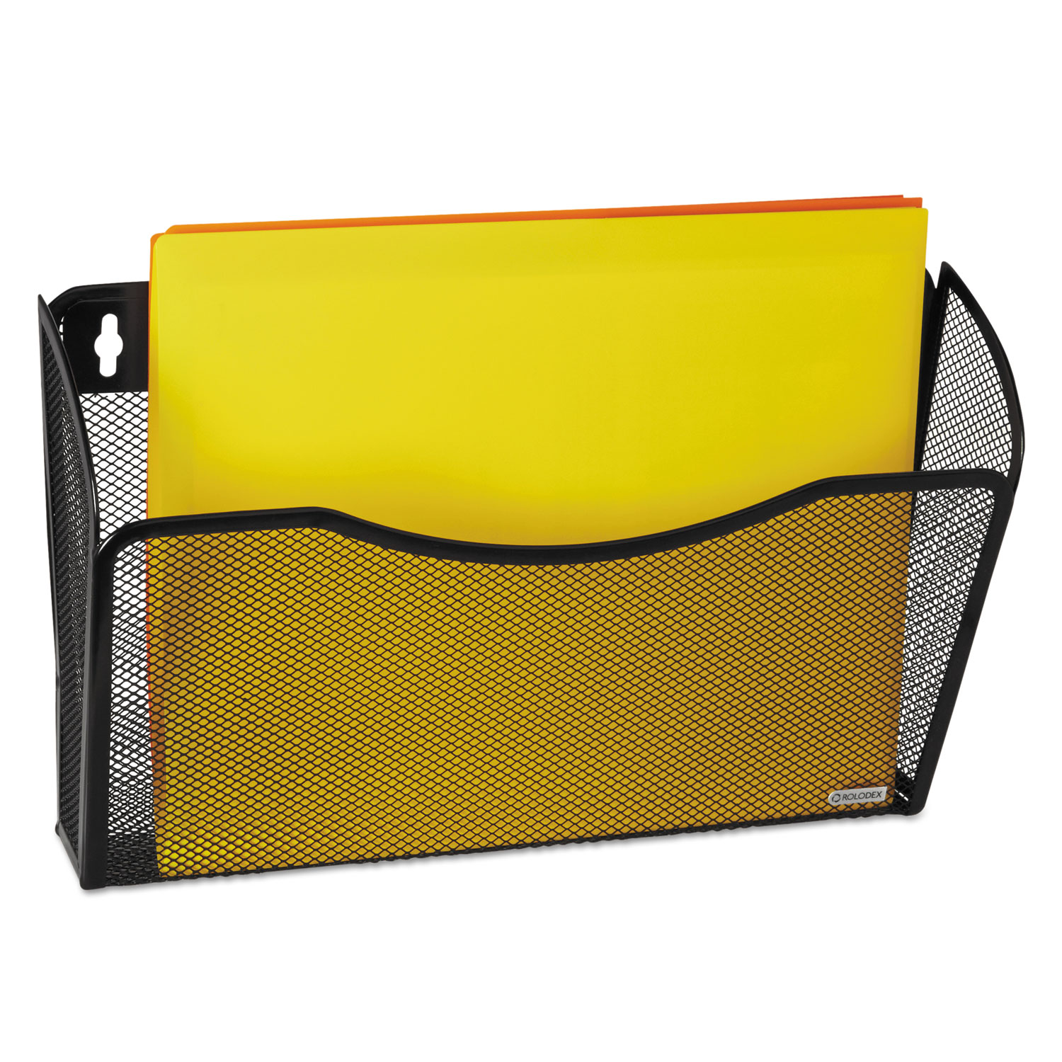 Single Pocket Wire Mesh Wall File by Rolodex™ ROL21931 ...
