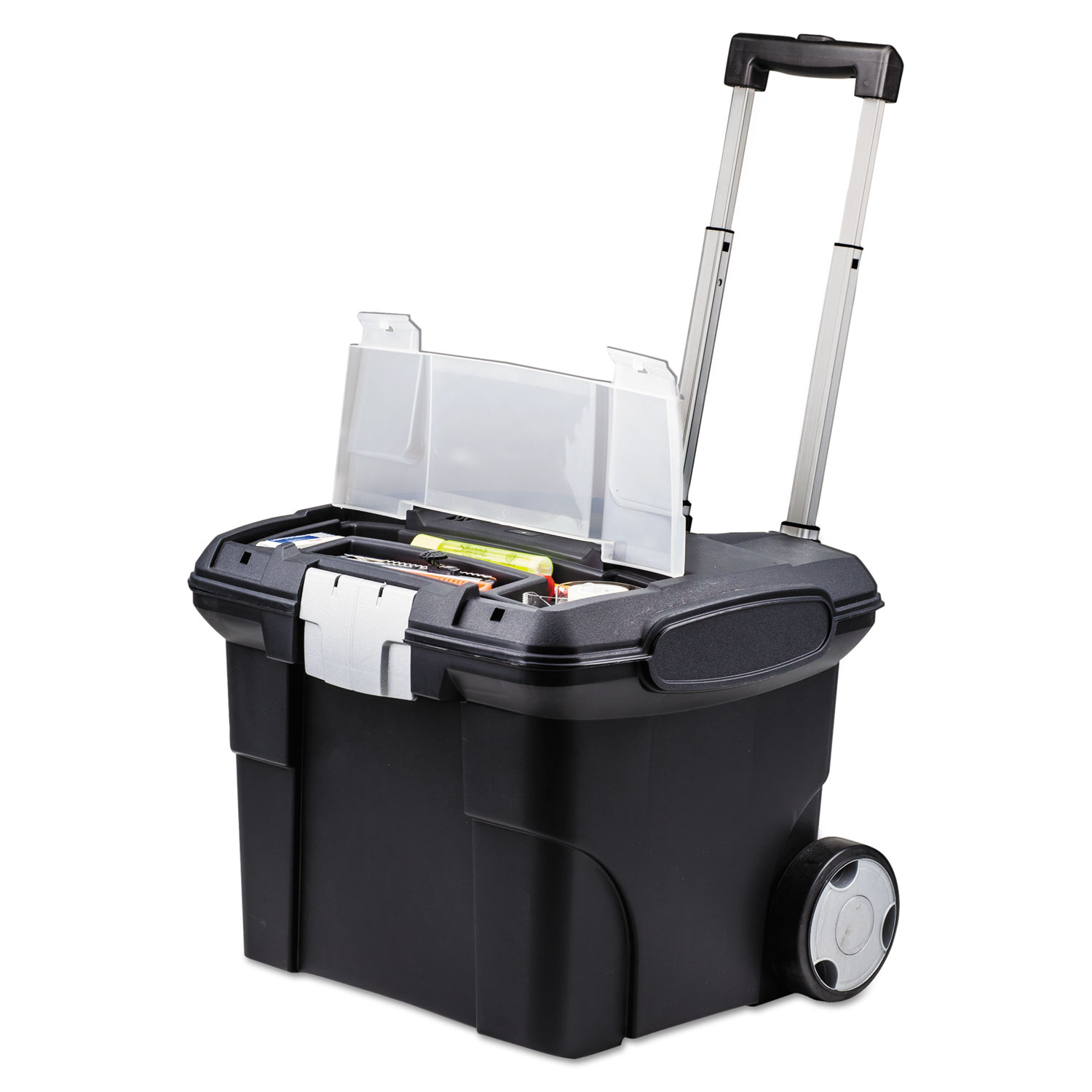 file cart with wheels premium file cart by storex stx61507u01c ontimesupplies 15382