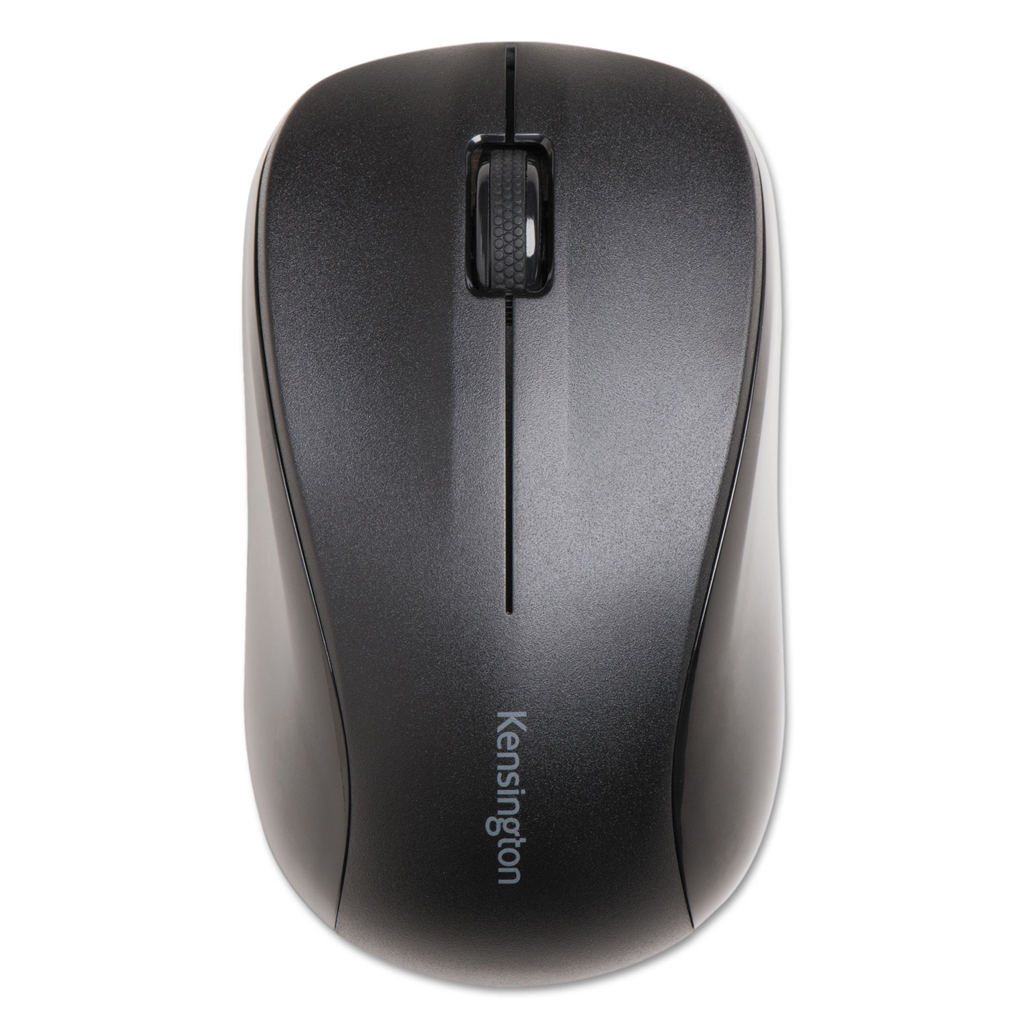 Wireless Mouse for Life, 2.4 GHz Frequency/30 ft Wireless Range, Left/Right Hand Use, Black