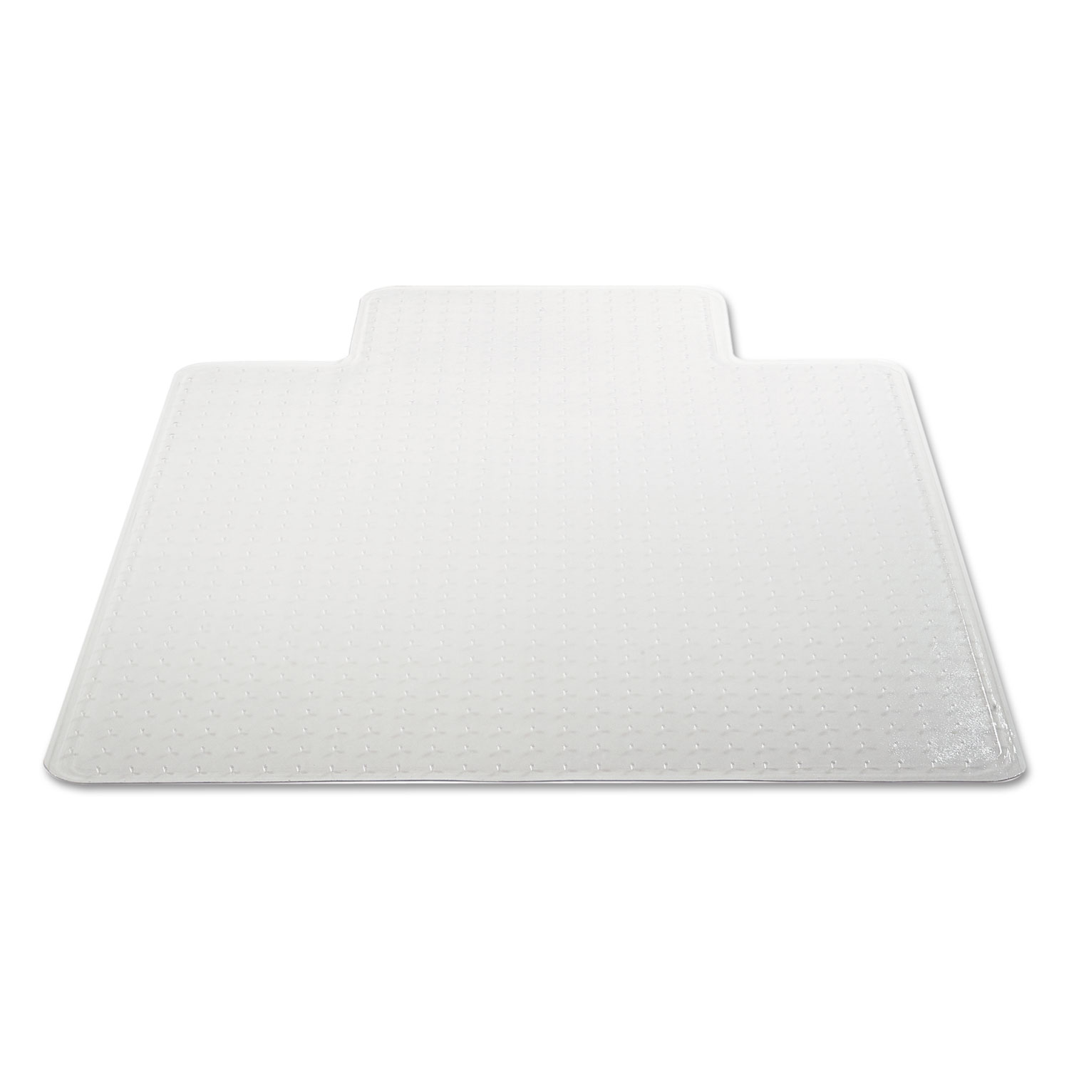 Studded Chair Mat For Low Pile Carpet By Alera