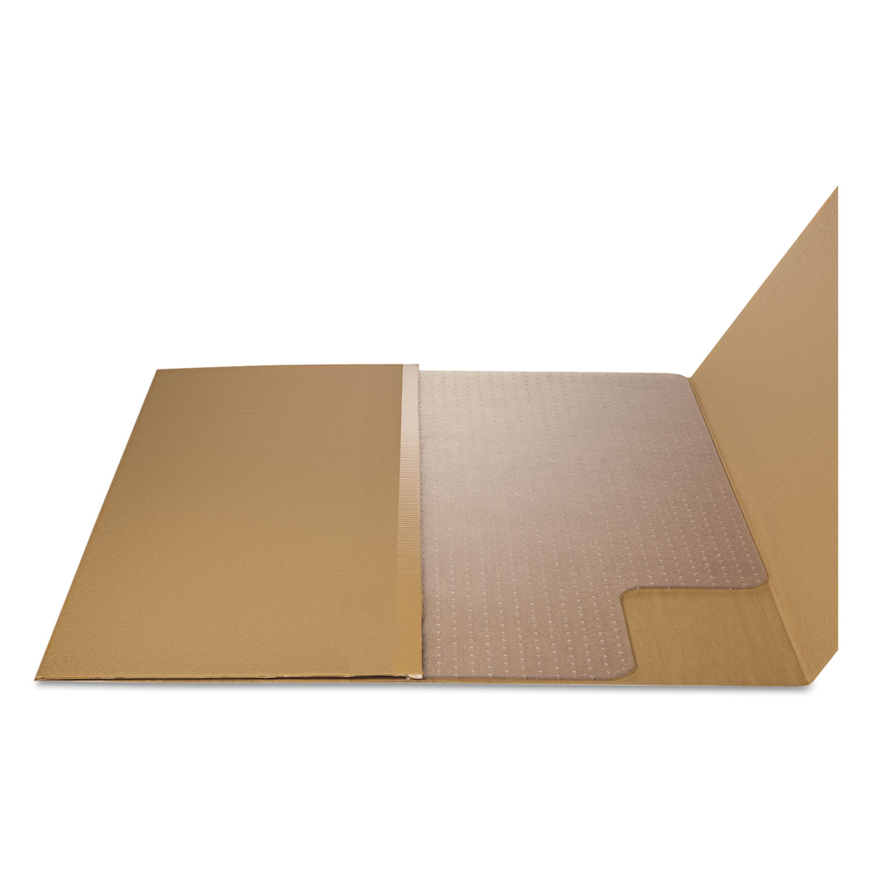 studded chair mat for low pile carpet by aleraa alemat4660clpr