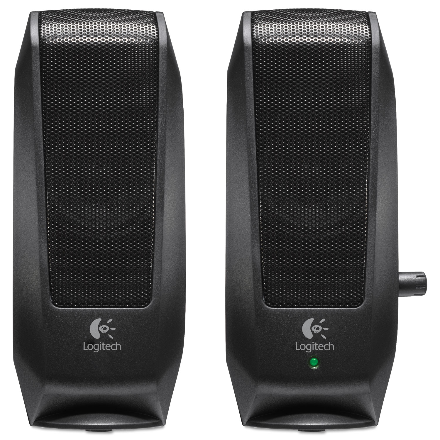 S120 2.0 Multimedia Speakers, Black