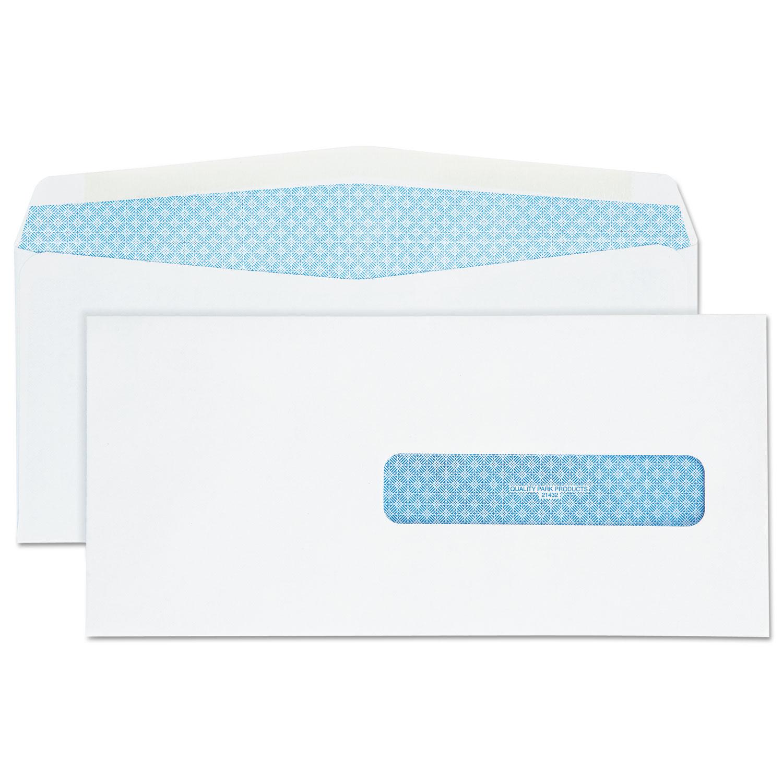 Health Form Redi Seal Security Envelope, #10 1/2, 4 1/2 x 9 1/2