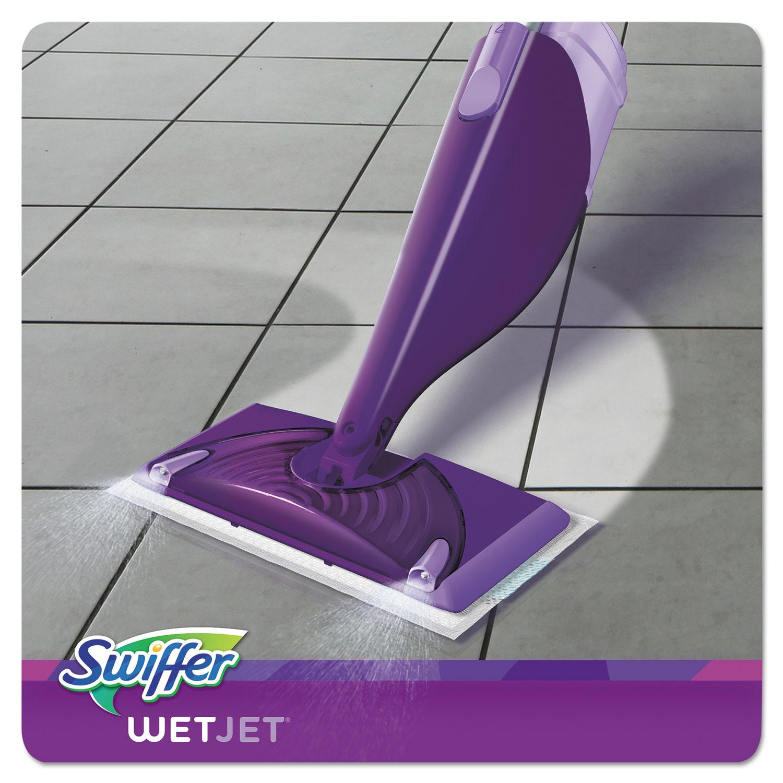 Wetjet Mop Starter Kit By Swiffer 174 Pgc92811kt