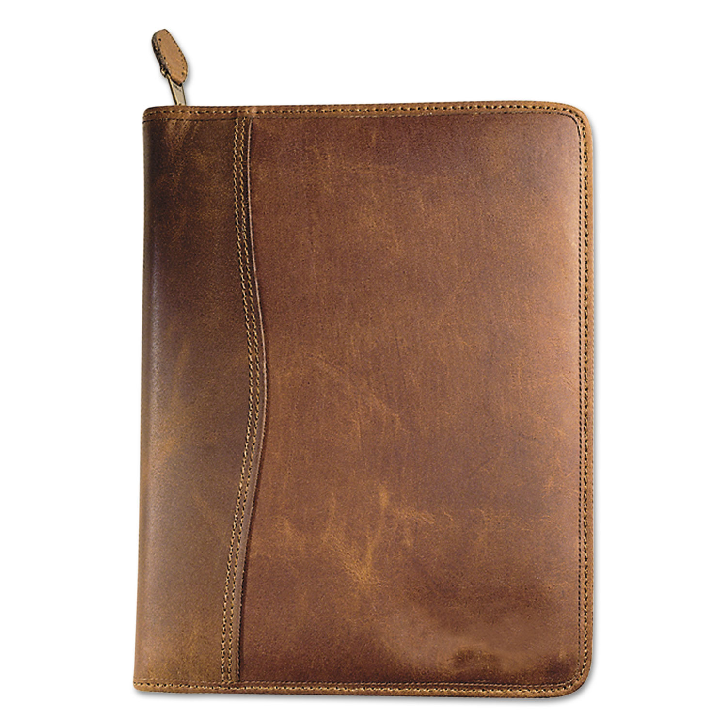 Ring Leather Planner Binder