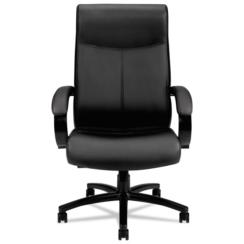 vl685 series big tall leather chair by hon bsxvl685sb11
