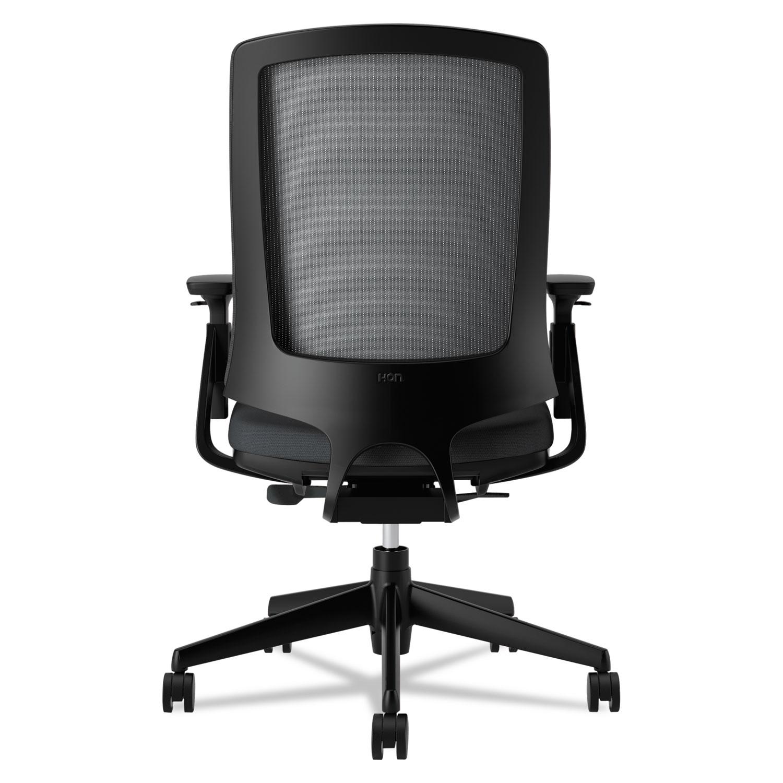 Black fabric chair - Hon2281va10t Thumbnail 1 Hon2281va10t Thumbnail 2 Hon2281va10t Thumbnail 3