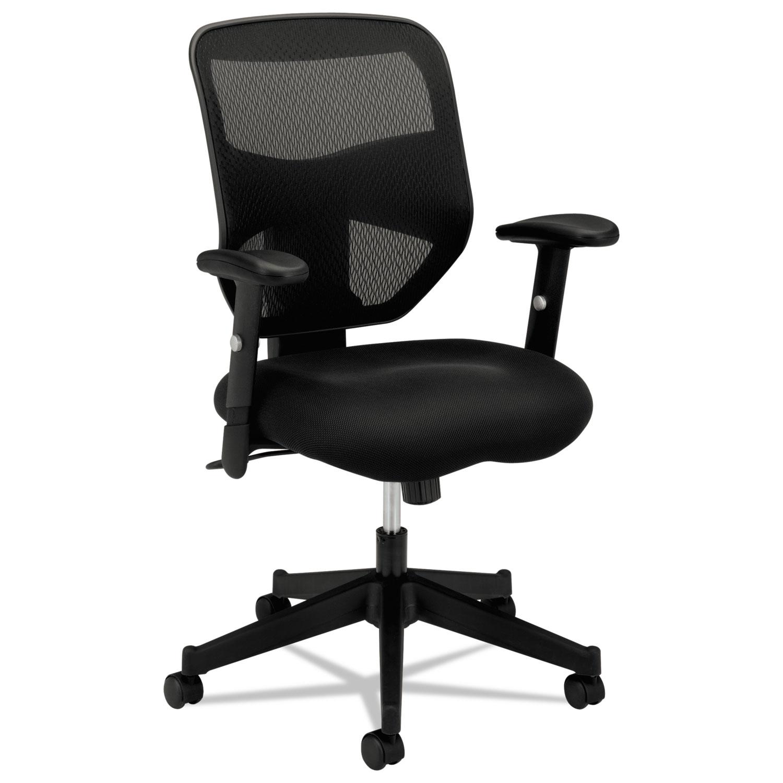 VL531 Series High Back Work Chair by basyx BSXVL531MM10