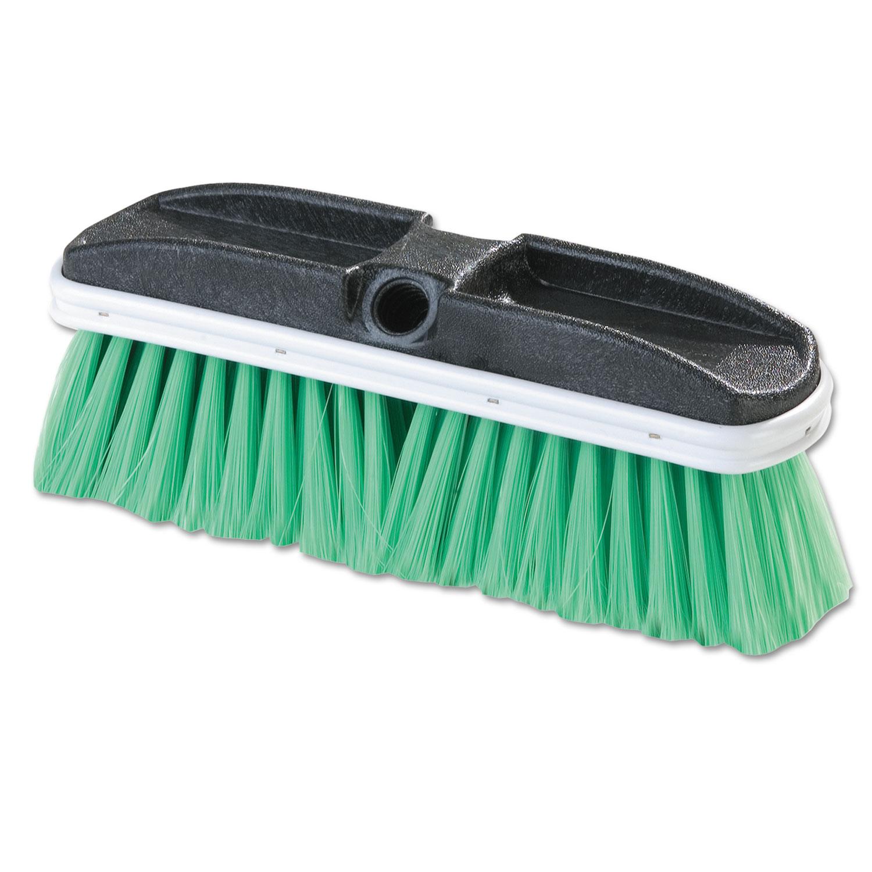 Vehicle Brush, Nylex, Green Bristles, 10