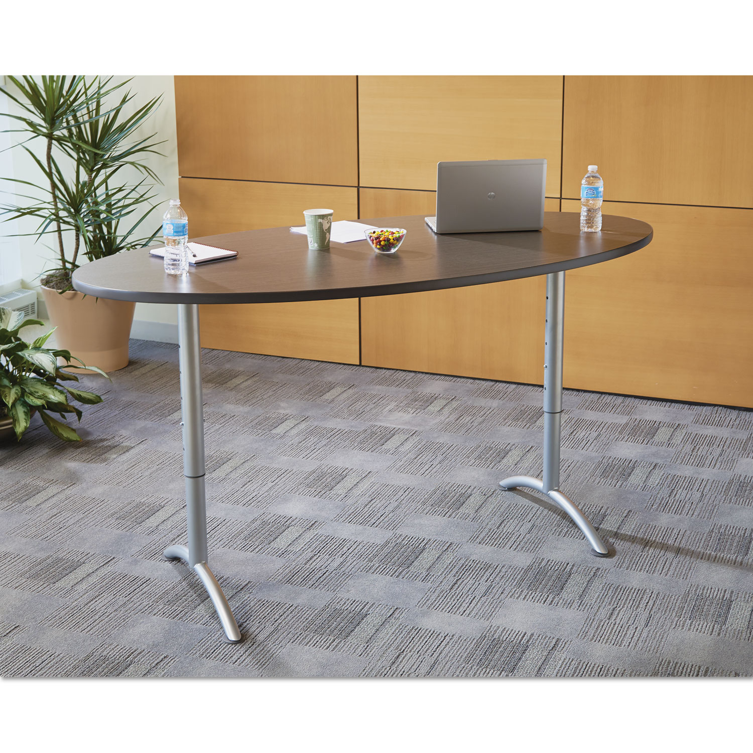 Ice69627 Iceberg Arc Sit To Stand Tables Zuma