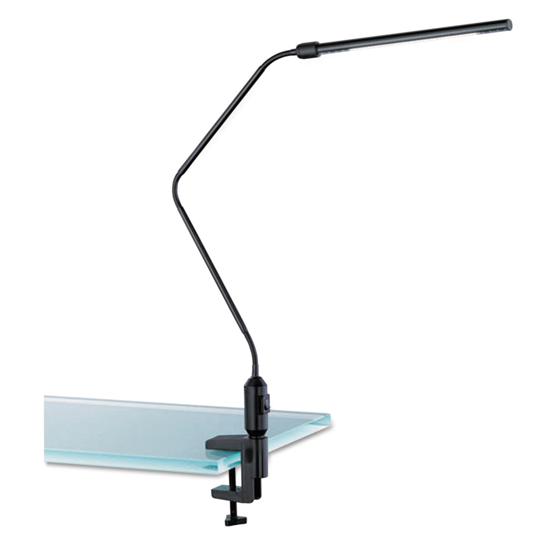 Led desk lamp clamp - Aleled902b Thumbnail 1 Aleled902b Thumbnail 2