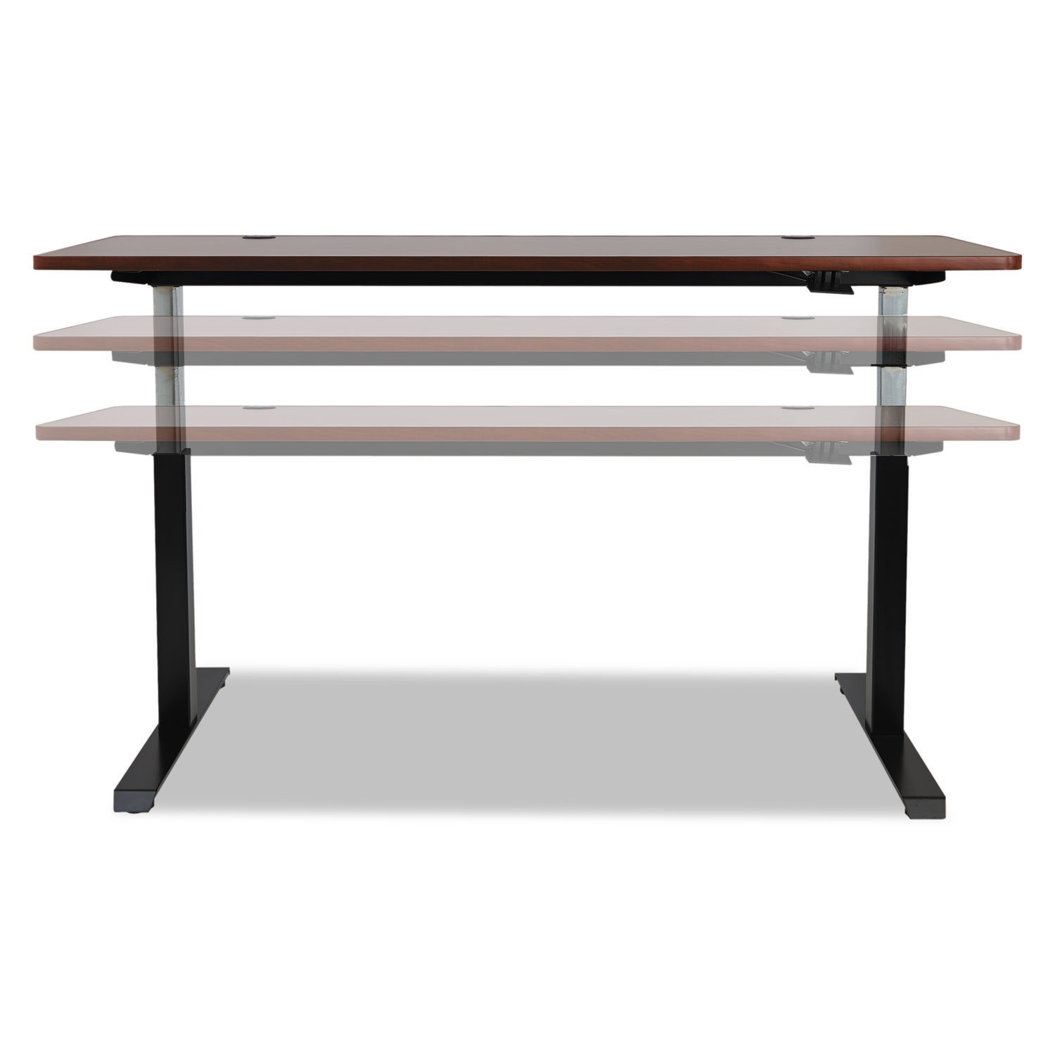 Adaptivergo Pneumatic Height Adjustable Table Base By