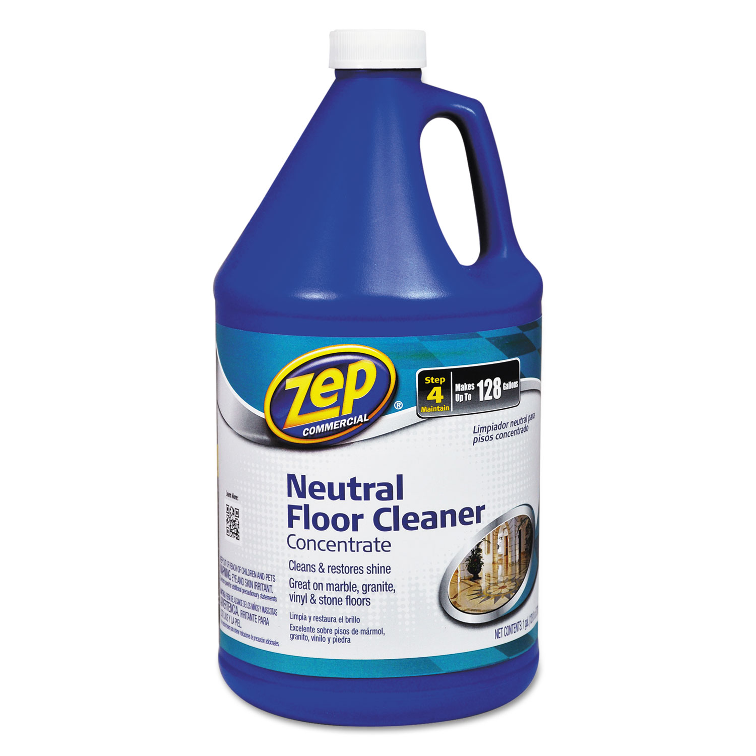 Multi-Surface Floor Cleaner, Pleasant Scent, 1 Gal Bottle